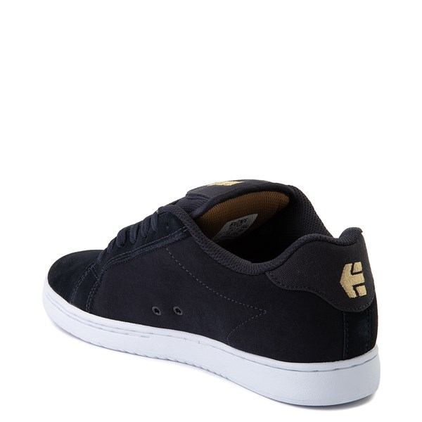 alternate view Mens etnies Fader Skate Shoe - NavyALT2
