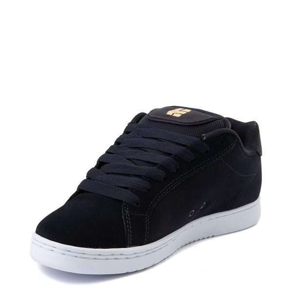 alternate view Mens etnies Fader Skate Shoe - NavyALT3