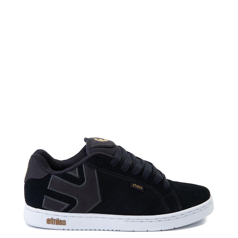 Mens etnies Fader Skate Shoe - Navy