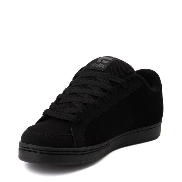 alternate view Mens etnies Kingpin Skate Shoe - BlackALT2