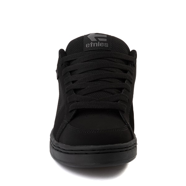 alternate view Mens etnies Kingpin Skate Shoe - BlackALT4
