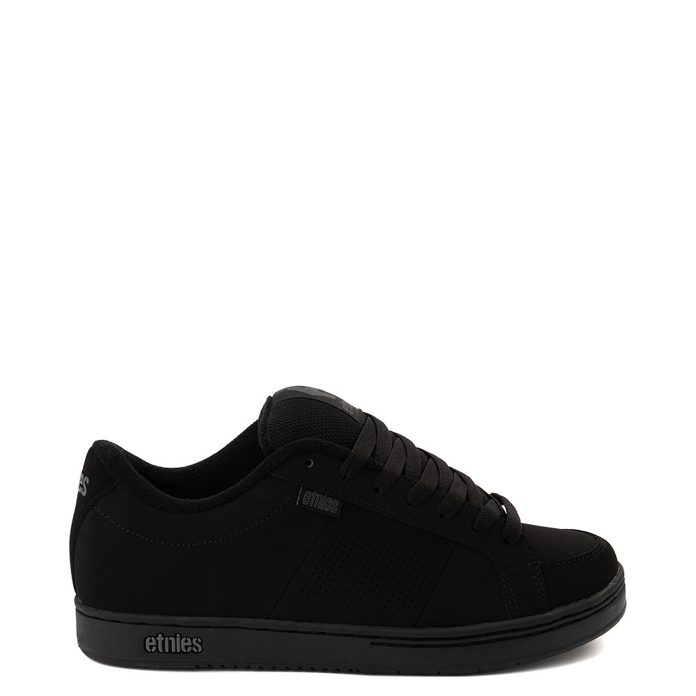 Mens etnies Kingpin Skate Shoe - Black