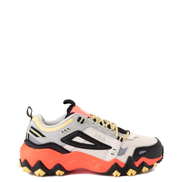 Womens Fila Oakmont TR Athletic Shoe - White / Black / Pink