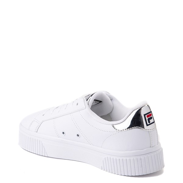 alternate view Womens Fila Panache Platform Athletic ShoeALT1