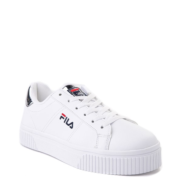 alternate view Womens Fila Panache Platform Athletic ShoeALT5