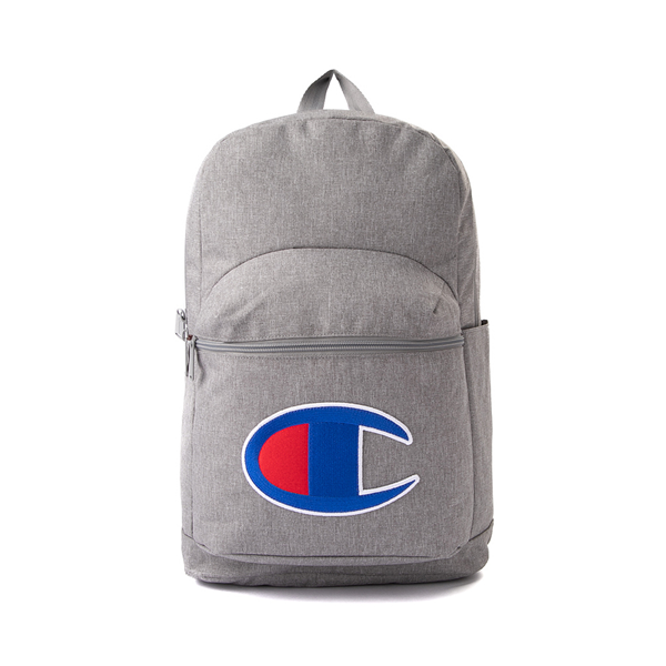 Main view of Champion Supercize 2.0 Backpack - Heather Gray