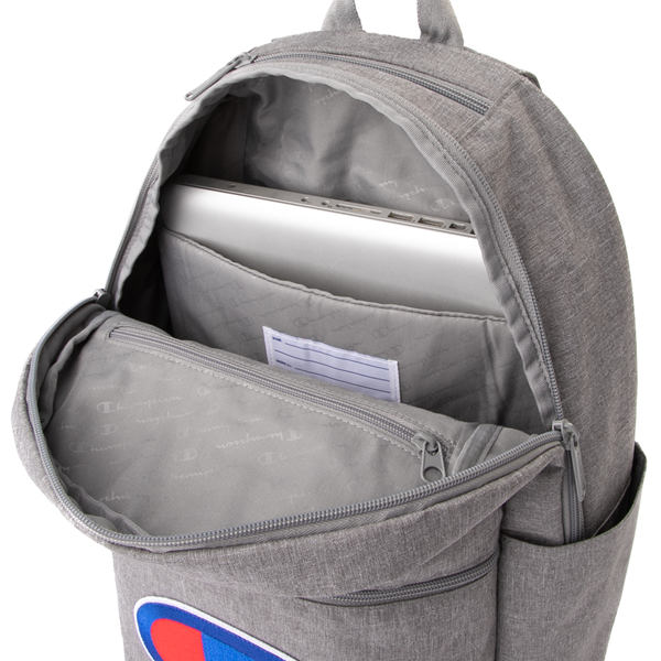 alternate view Champion Supercize 2.0 Backpack - Heather GrayALT3