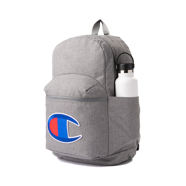 alternate view Champion Supercize 2.0 Backpack - Heather GrayALT4