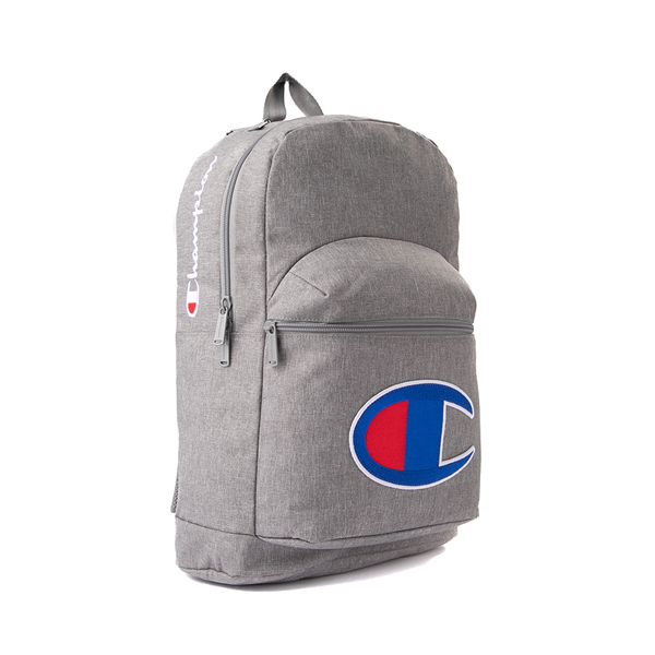 alternate view Champion Supercize 2.0 Backpack - Heather GrayALT4B