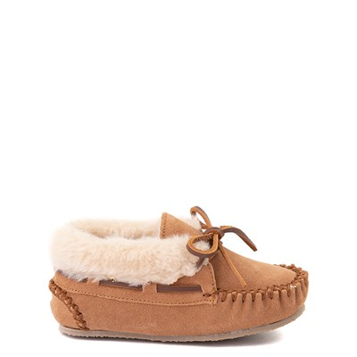 Main view of Minnetonka Charley Slipper - Toddler / Little Kid - Cinnamon