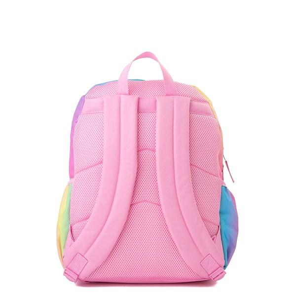 alternate view Iridescent Gradient Sequin Backpack - RainbowALT2