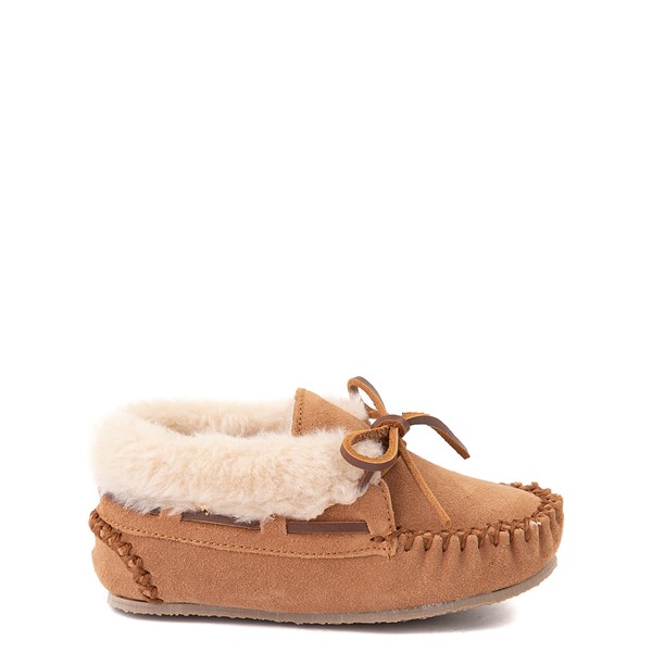 Main view of Minnetonka Charley Slipper - Little Kid / Big Kid - Cinnamon