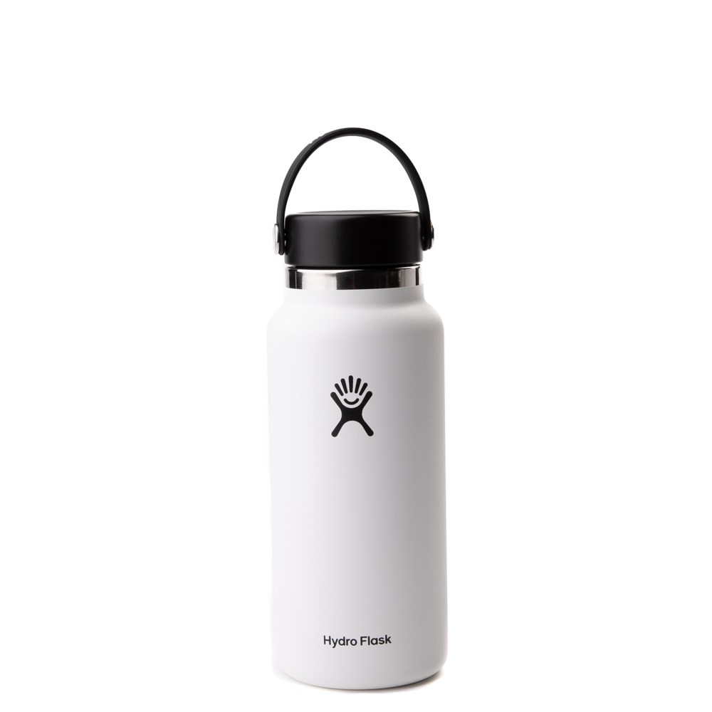 Hydro Flask® 32 oz Wide Mouth Water Bottle - White