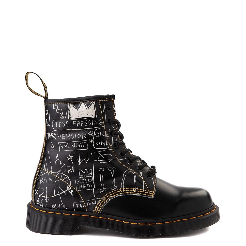 Dr. Martens x Basquiat 1460 8-Eye Boot - Black