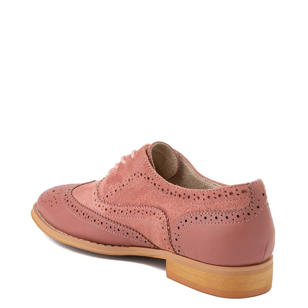 alternate view Womens Wanted Babe Oxford Casual Shoe - RoseALT2