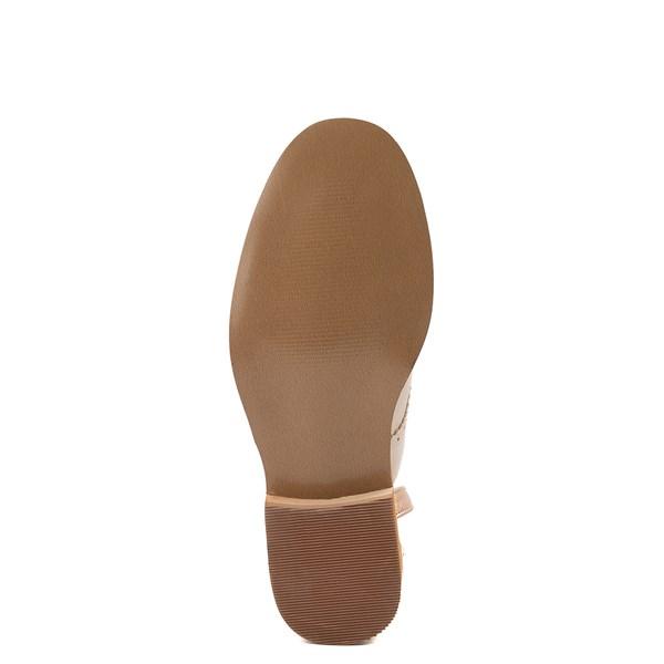 alternate view Womens Wanted Cherub Oxford Casual Shoe - Nude - Rose GoldALT5