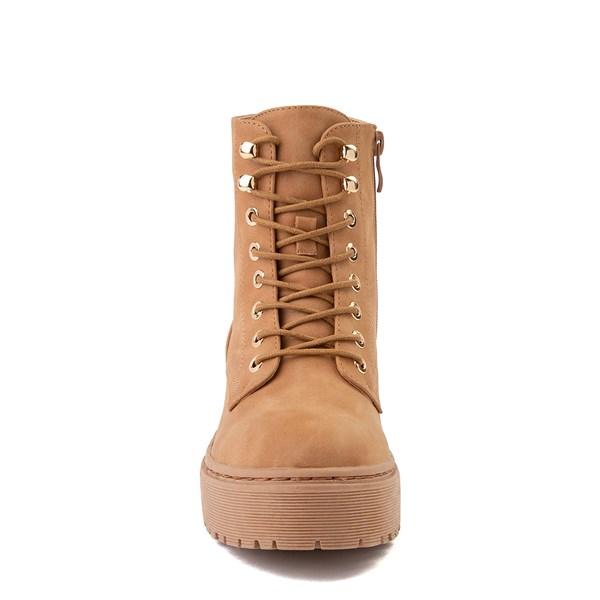 alternate view Womens Wanted Walker Boot - CamelALT4
