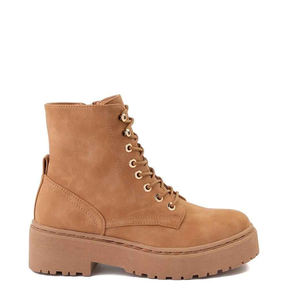 Womens Wanted Walker Boot - Camel