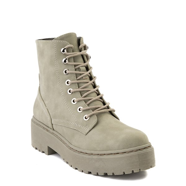 alternate view Womens Wanted Walker Boot - KhakiALT1