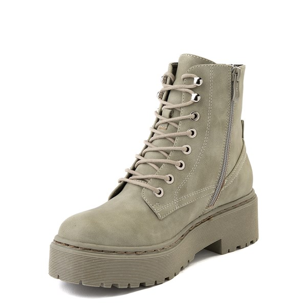 alternate view Womens Wanted Walker Boot - KhakiALT3