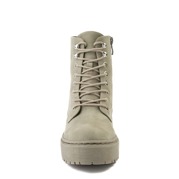 alternate view Womens Wanted Walker Boot - KhakiALT4