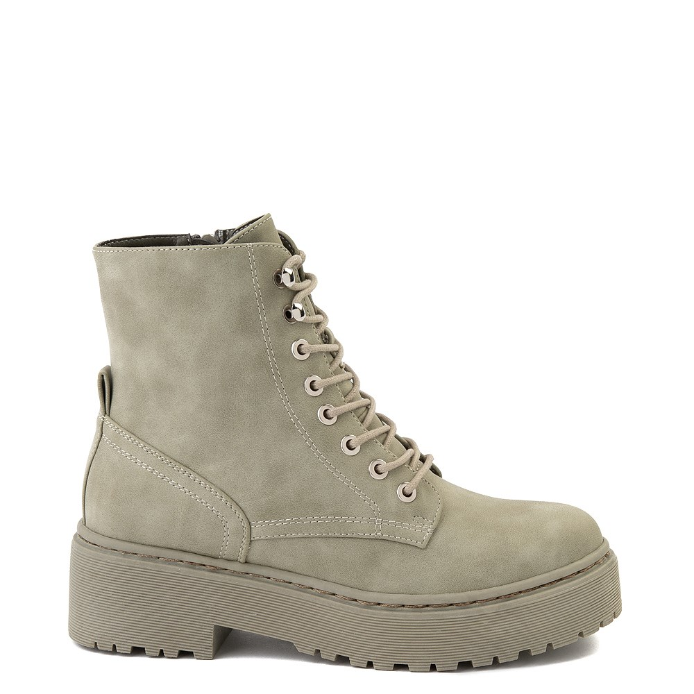 Womens Wanted Walker Boot - Khaki