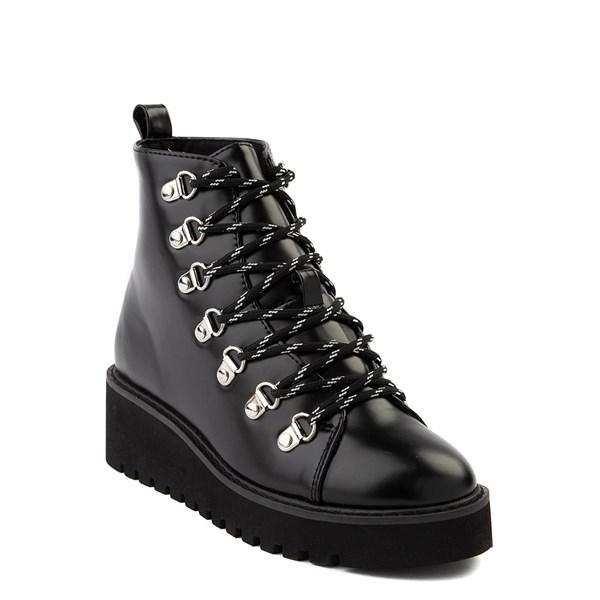 alternate view Womens Wanted Hunter Platform Boot - BlackALT1