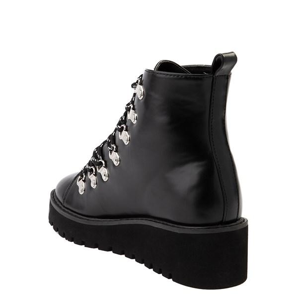 alternate view Womens Wanted Hunter Platform Boot - BlackALT2