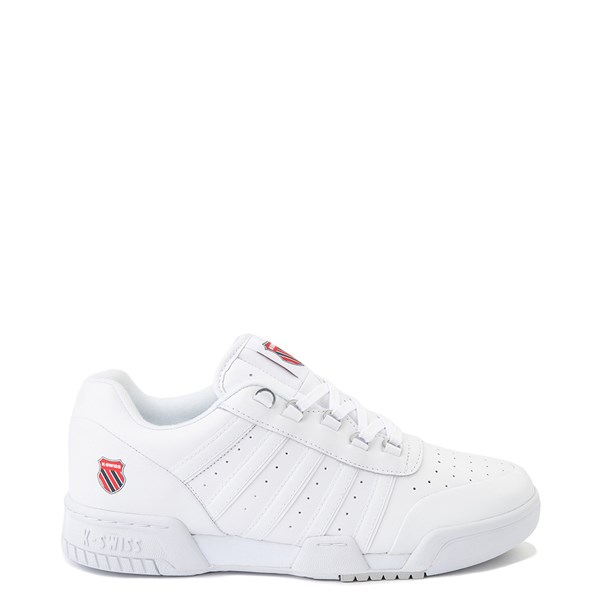 Mens K-Swiss GSTAAD '86 Athletic Shoe - White