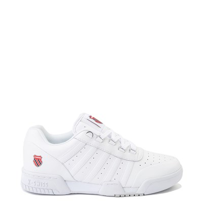 Main view of Mens K-Swiss GSTAAD '86 Athletic Shoe - White