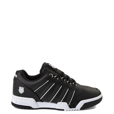 Main view of Mens K-Swiss GSTAAD '86 Athletic Shoe - Black