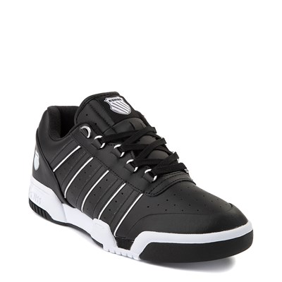 Alternate view of Mens K-Swiss GSTAAD '86 Athletic Shoe - Black