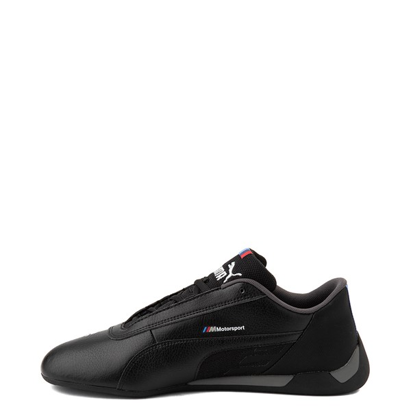 alternate view Mens Puma BMW Replicat Athletic Shoe - BlackALT1