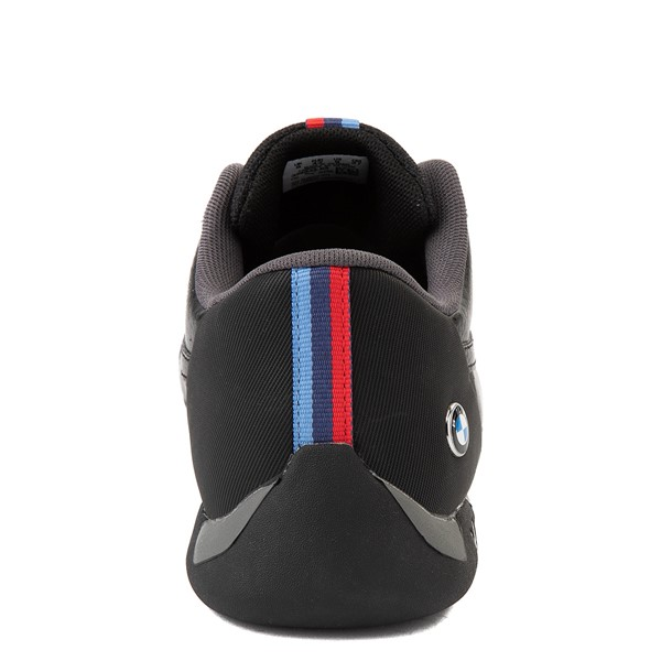 alternate view Mens Puma BMW Replicat Athletic Shoe - BlackALT4