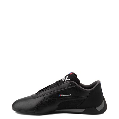 Alternate view of Mens Puma BMW Replicat Athletic Shoe - Black