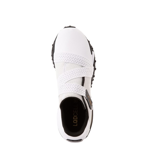 alternate view Womens Puma H.ST.20 Strap Athletic Shoe - WhiteALT4B