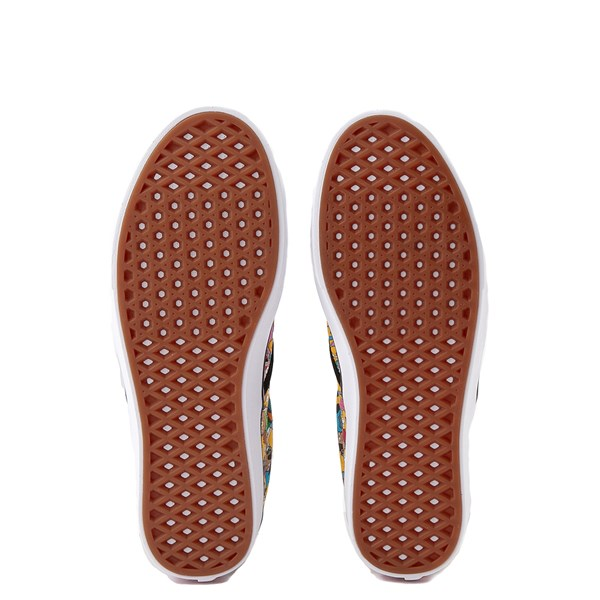 alternate view Vans x The Simpsons Slip On ComfyCush® Springfield Skate Shoe - MulticolorALT5