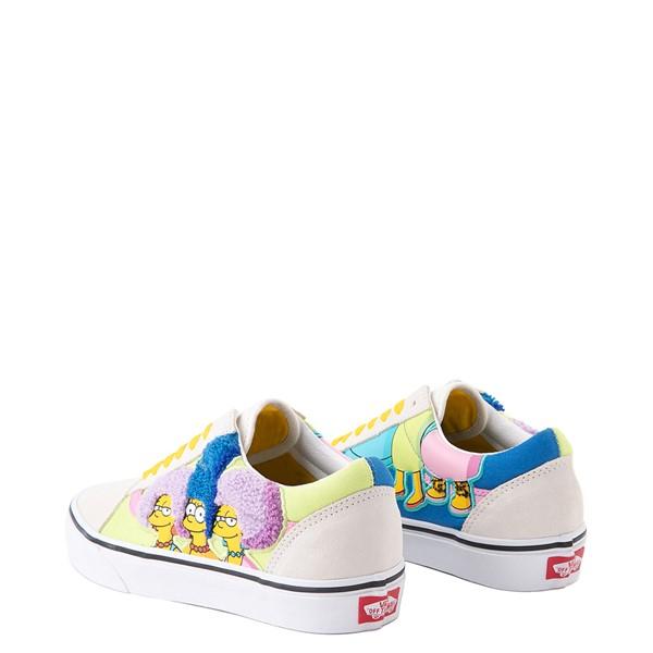 alternate view Vans x The Simpsons Old Skool The Bouviers Skate Shoe - NaturalALT2