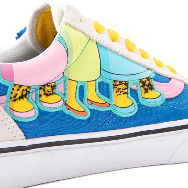 alternate view Vans x The Simpsons Old Skool The Bouviers Skate Shoe - NaturalALT6