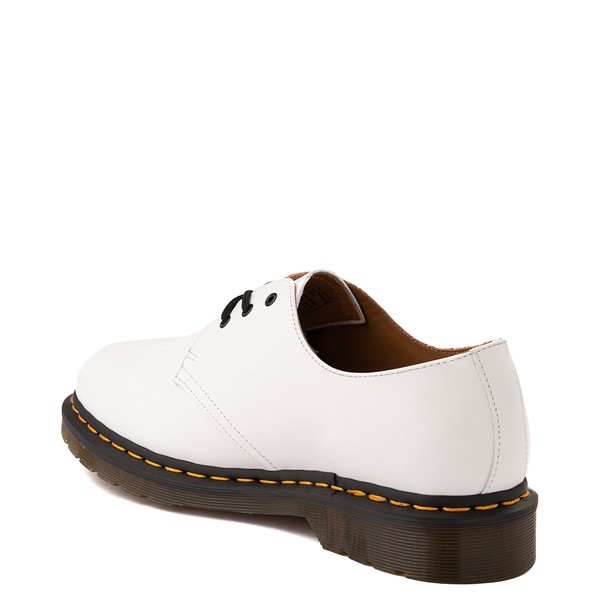 alternate view Dr. Martens 1461 Casual Shoe - WhiteALT1