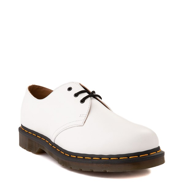 alternate view Dr. Martens 1461 Casual Shoe - WhiteALT5