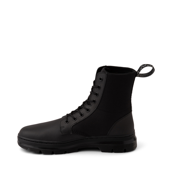 alternate view Dr. Martens Combs II Boot - Black MonochromeALT1