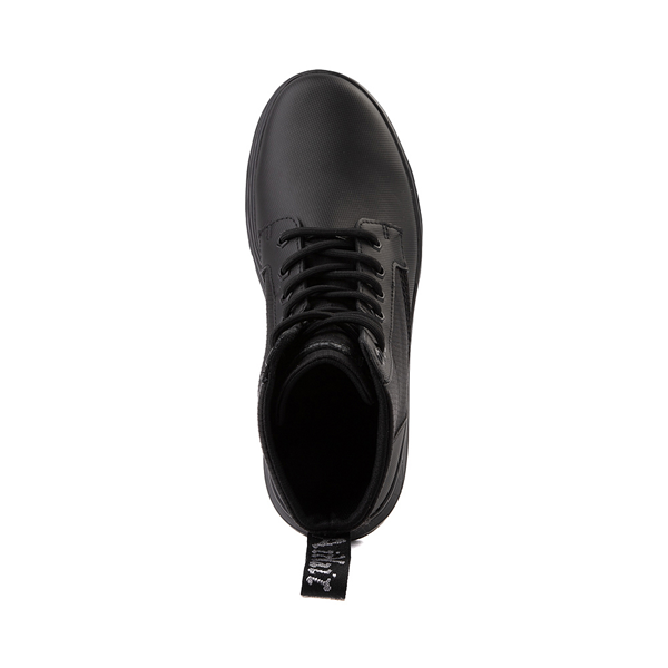 alternate view Dr. Martens Combs II Boot - Black MonochromeALT2