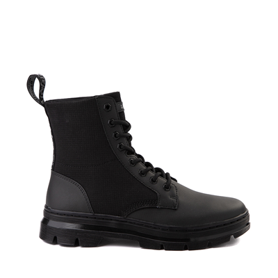 Main view of Dr. Martens Combs II Boot - Black Monochrome
