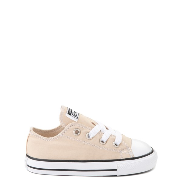 Main view of Converse Chuck Taylor All Star Lo Sneaker - Baby / Toddler - Farro