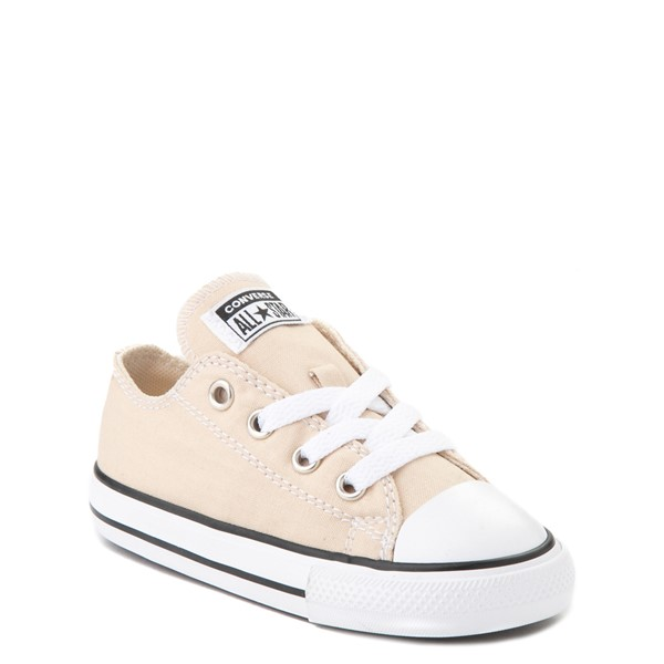 alternate view Converse Chuck Taylor All Star Lo Sneaker - Baby / Toddler - FarroALT5