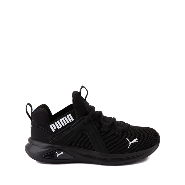 Puma Enzo 2 Weave Athletic Shoe - Little Kid - Black