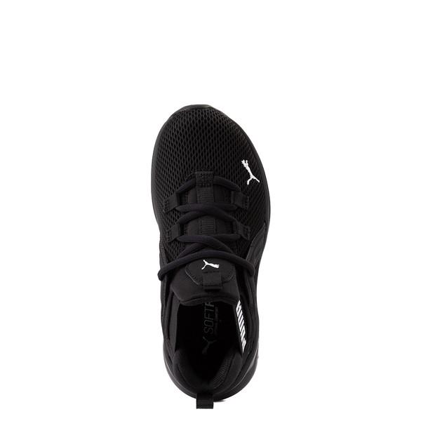 alternate view Puma Enzo 2 Weave Athletic Shoe - Little Kid - BlackALT4B
