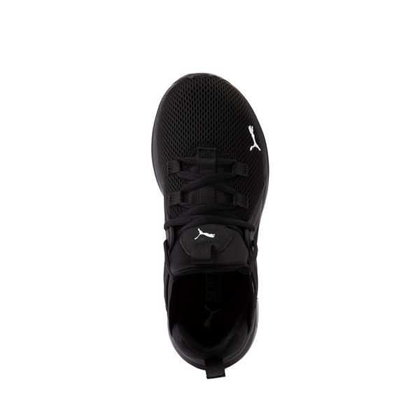 alternate view Puma Enzo 2 Weave Athletic Shoe - Big Kid - BlackALT2