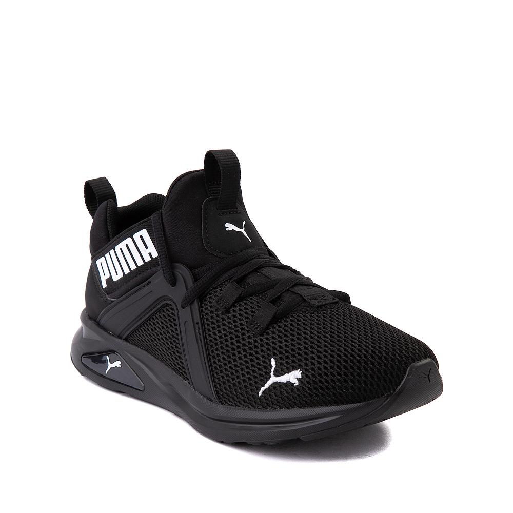 Puma Enzo 2 Weave Athletic Shoe - Big Kid - Black | Journeys